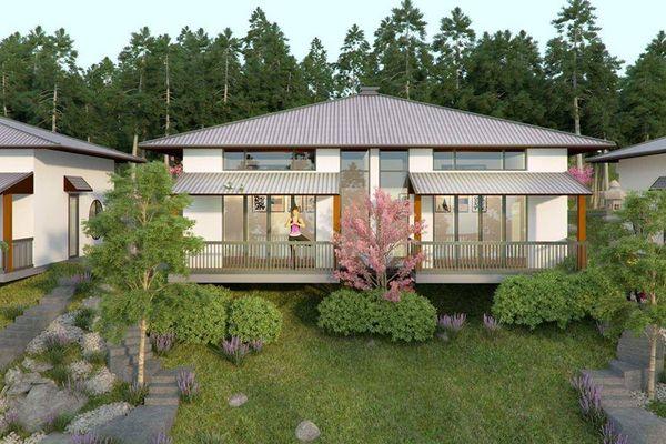 khuon vien ohara villas resort homestay hoa binh