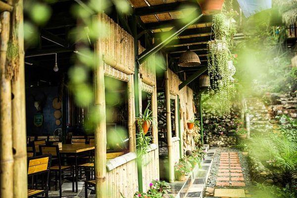 khuon vien green hill hostel tour ha giang