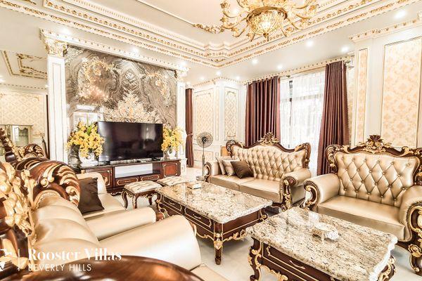 phong ngu biet thu dat vang rooster luxury villas ha long quang ninh