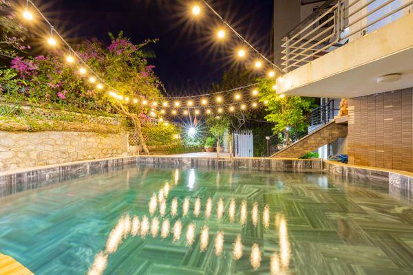 be boi seaview palm 17 villa vung tau