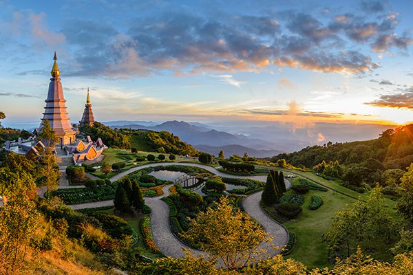 Du lịch Chiang Mai - hành trình đẹp nhất tại Thái Lan