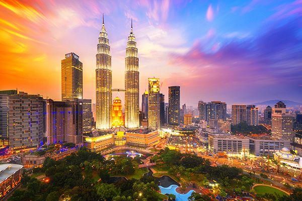 Top 10 công trình kiến trúc ấn tượng nhất Kuala Lumpur