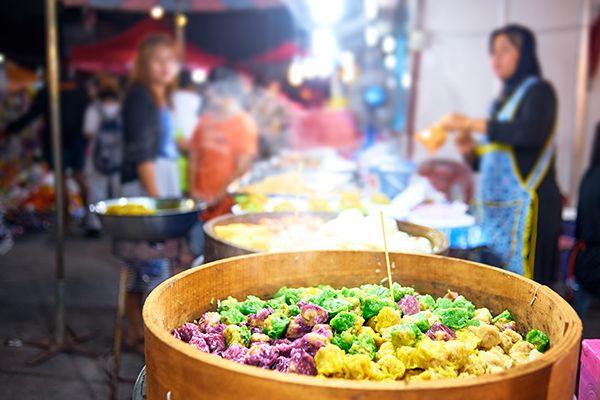 Top 9 khu phố ẩm thực nổi tiếng nhất Kuala Lumpur