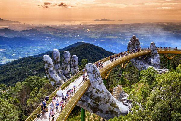 Top 10 địa điểm check-in nhiều nhất tại Đà Nẵng