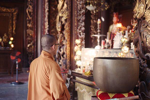 3 ngôi chùa thanh tịnh, ling thiêng nổi tiếng ở Cần Thơ
