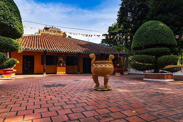 Hướng dẫn tham quan chùa Giác Lâm, Sài Gòn