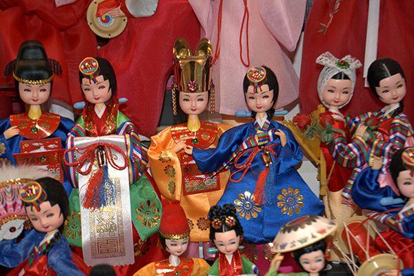 Top 10 món quà nên mua khi du lịch Seoul