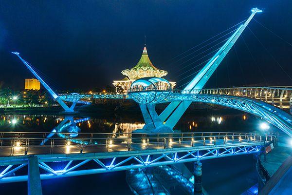 11 lý do tuyệt vời để ghé thăm Kuching, Malaysia