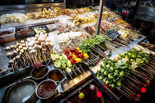 Top 8 khu chợ nổi tiếng nhất tại Kuala Lumpur
