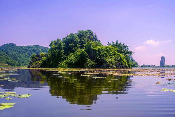 Kinh nghiệm du lịch hồ Quan Sơn, Hà Nội dịp cuối tuần