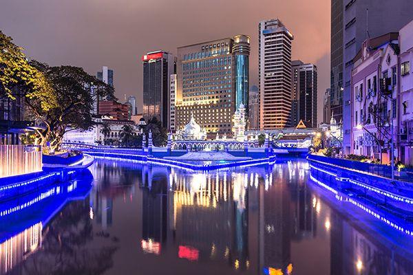 Top 5 địa điểm chơi đêm náo nhiệt nhất tại Kuala Lumpur