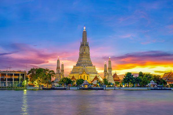 Kinh nghiệm du lịch BangKok 3 ngày 2 đêm tự túc