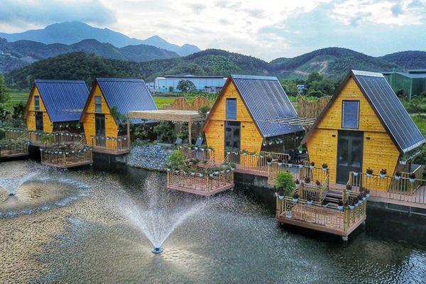 Top 10 homestay, villa Thạch Thất cho ngày cuối tuần