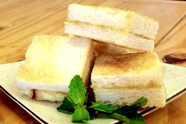 Bánh Kaya Toast