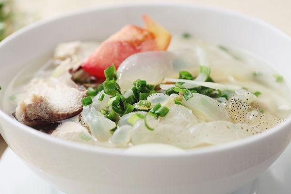 Bún sứa Nha Trang: Món quà từ biển cả