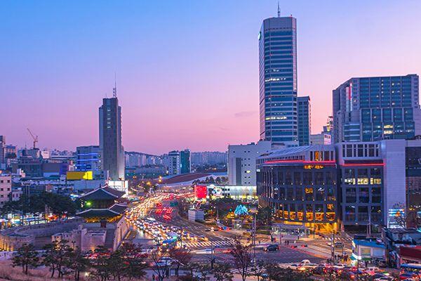 Top 7 khu chợ sầm uất hàng đầu tại Seoul
