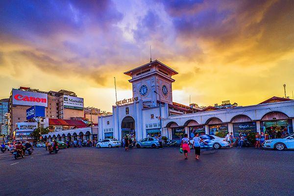 Chợ Bến Thành, Sài Gòn: Kinh nghiệm tham quan, mua sắm A - Z