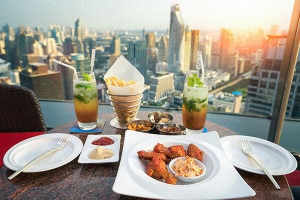 Top 11 địa điểm ăn trưa ngon nhất ở Bangkok, Thái Lan
