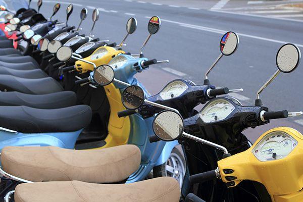 Bí quyết thuê xe máy ở Phú Quốc: xe đẹp - giá rẻ