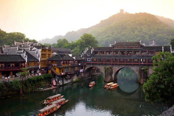 Thành cổ Tùng Phan - Điểm đến nổi tiếng Cửu Trại Câu