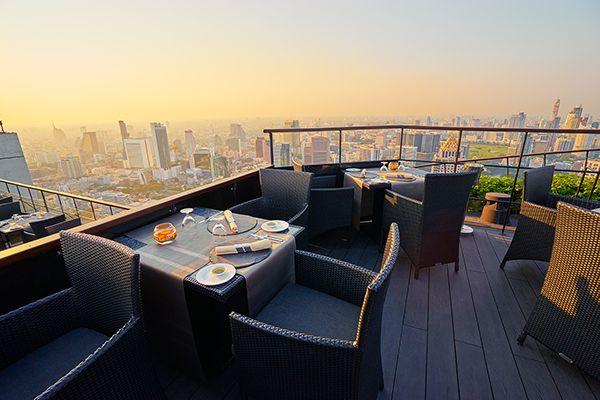 """Top 8 quán cafe Hà Nội view trên cao cực """"chill"""""""