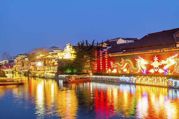 Top 4 địa chỉ chơi đêm náo nhiệt nhất tại Nam Kinh