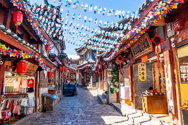 Mua gì làm quà khi du lịch Lệ Giang, Trung Quốc?