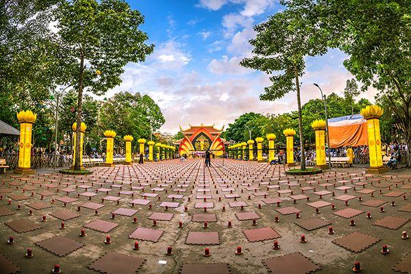 Hướng dẫn tham quan chùa Hoằng Pháp, Sài Gòn từ A - Z