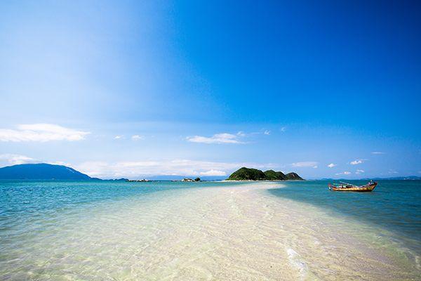 Du lịch đảo Điệp Sơn - khám phá hòn đảo đẹp đến mơ màng