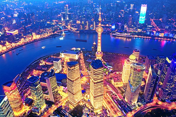 Top 10 địa điểm ngắm cảnh đêm Thượng Hải