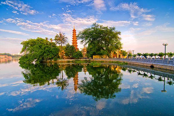 Phủ Tây Hồ, Hà Nội - Chốn linh thiêng giữa lòng thủ đô