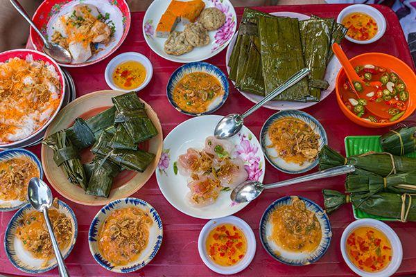 Top 4 quán bánh bèo, bánh nậm, bánh lọc tại Đà Nẵng