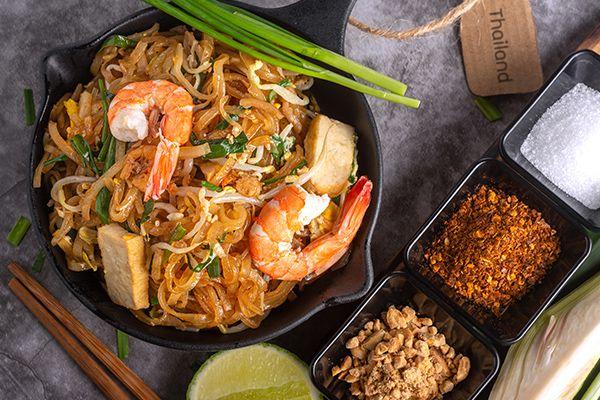 Top 8 món chay Thái ngon không thể cưỡng lại