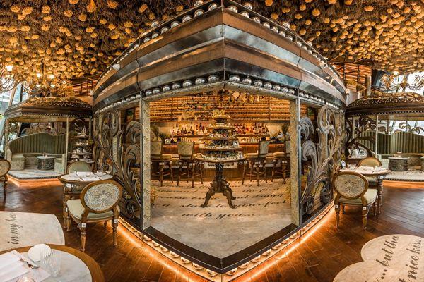 Top 10 nhà hàng có thiết kế đẹp ở Hồng Kông