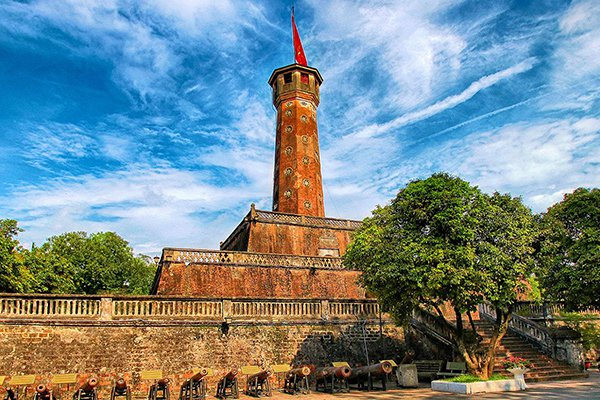 Cột cờ Hà Nội - Nét đẹp cổ kính trường tồn theo thời gian