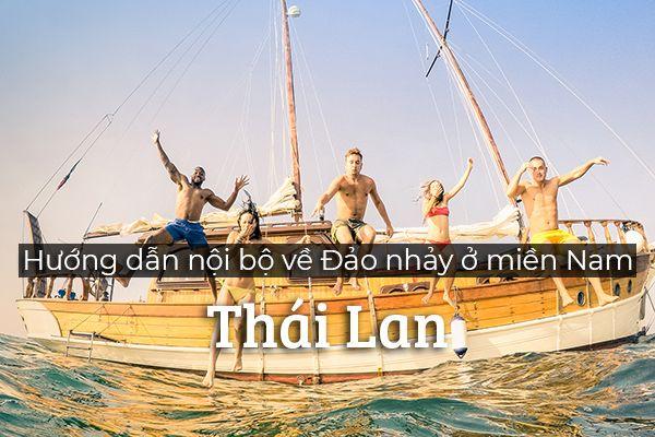 Tham quan Island Hopping (Đảo nhảy) ở Thái Lan