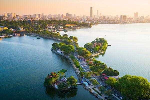 Top 10 địa điểm chụp ảnh đẹp ở Hà Nội không nên bỏ qua