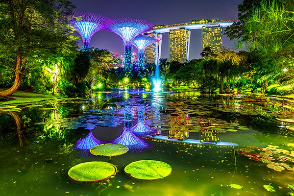 Top 10 trải nghiệm thú vị về đêm chỉ có tại Singapore