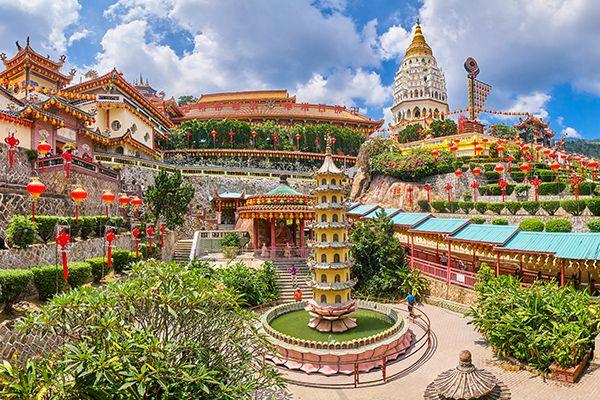 10 lý do tại sao bạn nên ghé thăm Penang, Malaysia
