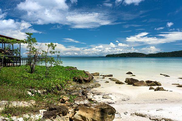 Top 15 bãi biển Campuchia đẹp hút hồn du khách