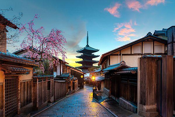 16 địa điểm lãng mạn dành cho các cặp đôi ở Kyoto 
