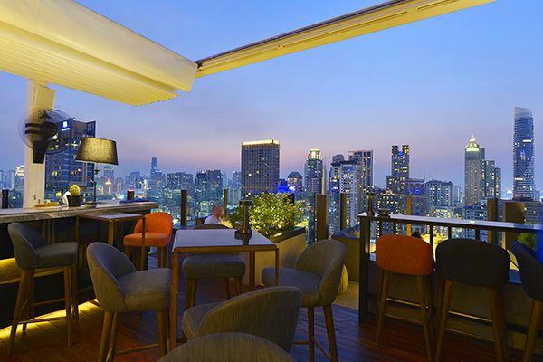 """10 quán bar trên sân thượng """"chill"""" nhất tại Kyoto, Nhật Bản"""