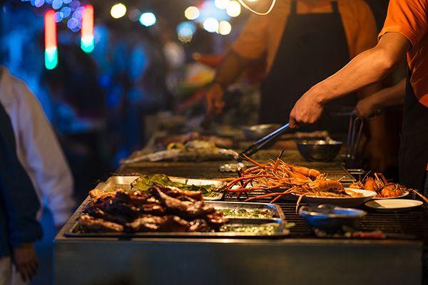 Top 9 địa điểm ăn đêm ngon nhất tại Singapore
