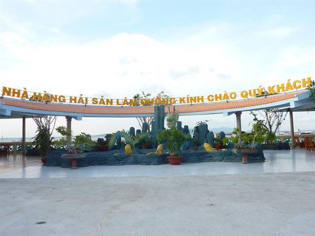 Hải sản Lâm Đường
