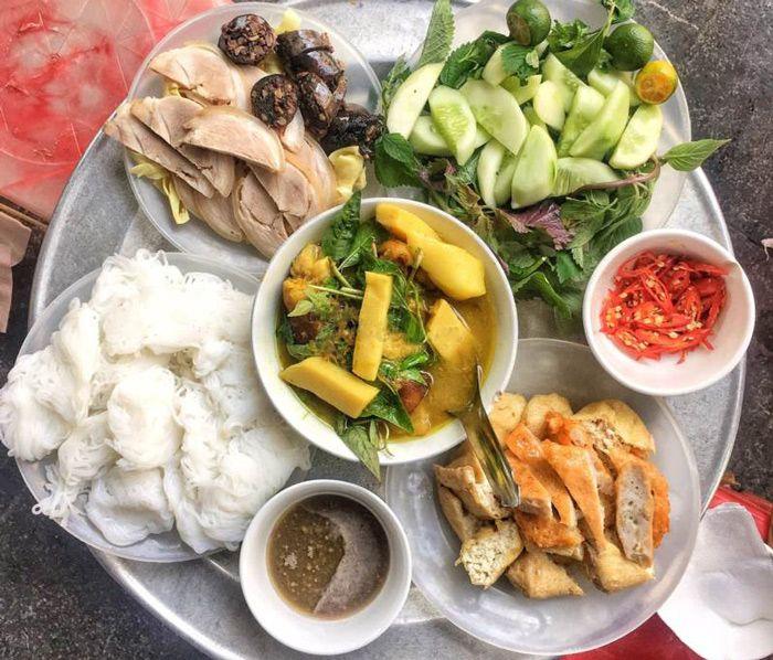 Bún đậu mắm tôm - 10/20 Nguyễn Công Hoan