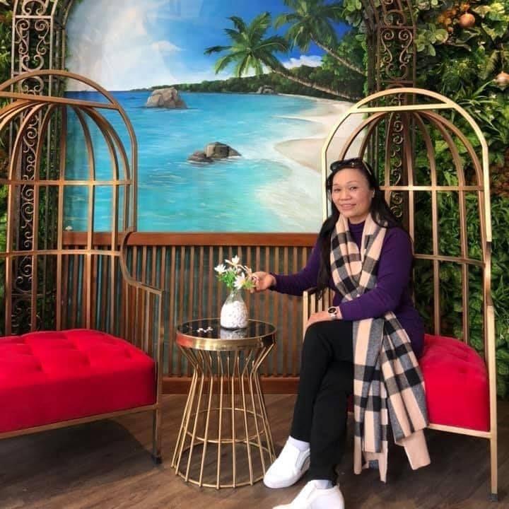 review chon tam huong villa by the vuz
