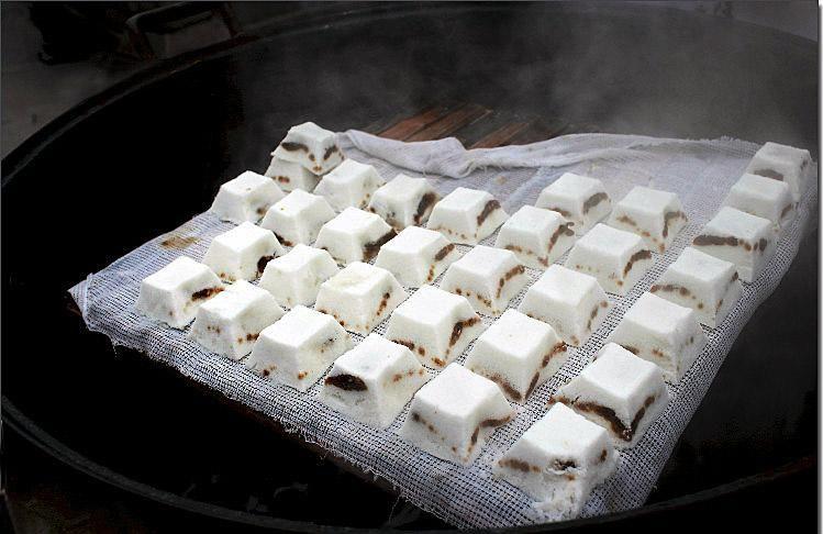 Bánh gạo nếp nước Quế Lâm