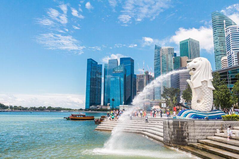 Đây là điểm checkin nổi tiếng ở Singapore
