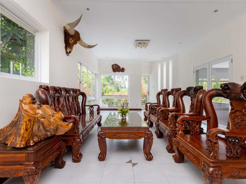 phong khach seaview palm 17 villa vung tau