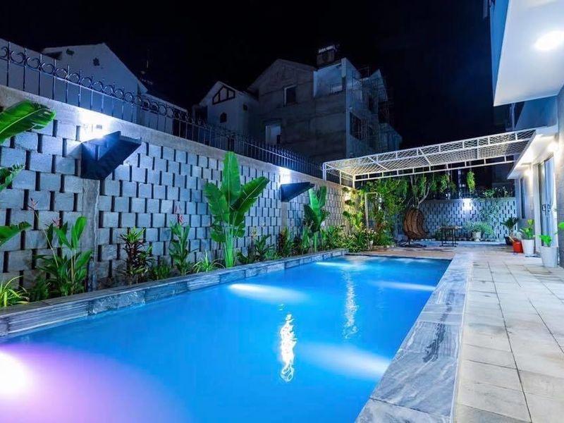 be boi palace palm villa 30 vung tau